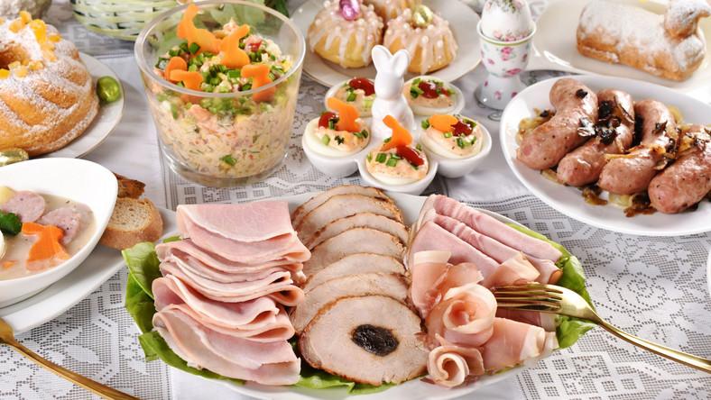 Wielkanoc, tradycyjne potrawy