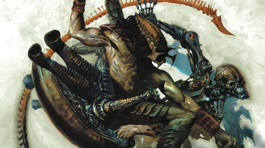 Aliens vs Predator vs Termintor