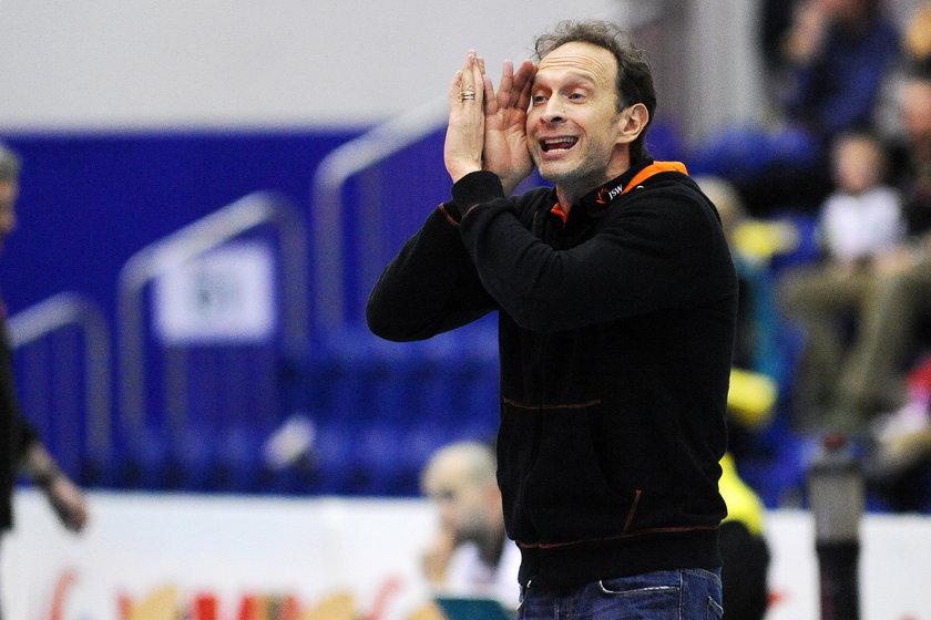 Lorenzo Bernardi kandydatem na trenera polskich siatkarzy?