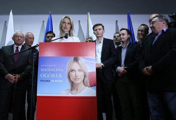 Magdalena Ogórek, jak wielu polityków, proponowała w kampanii prawną rewolucję. Czyli coś, czego nie da się zrobić.