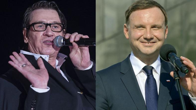 Maciej Maleńczuk, Andrzej Duda