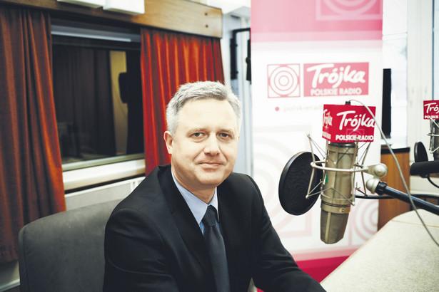 Jarosław Zagórowski, prezes Jastrzębskiej Spółki Węglowej
