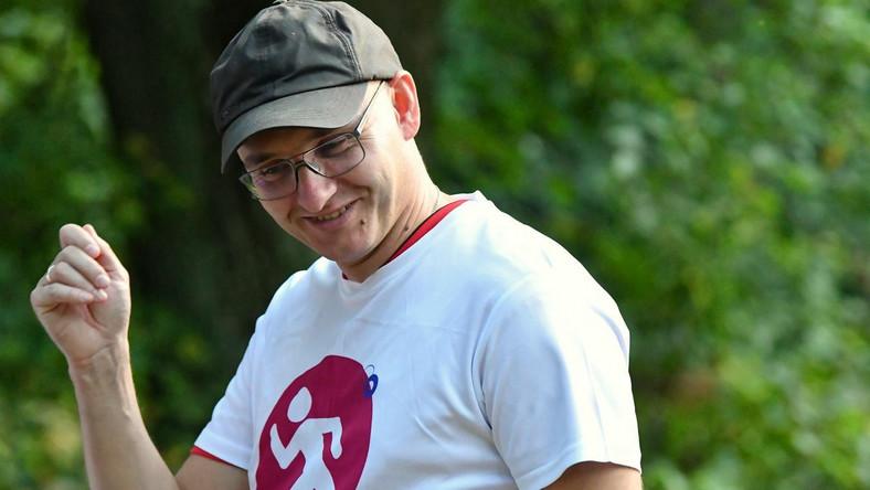 Rzecznik Praw Dziecka Mikołaj Pawlak PAP/Grzegorz Michałowski