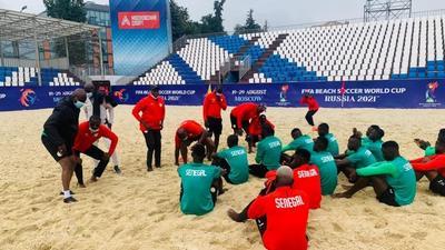 Mondial Beach soccer : les Lions débutent face à l'Urugay ce vendredi