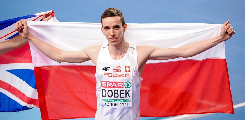 Pobiegnie w Tokio śpiewająco. Polski lekkoatleta jest też zdolnym… chórzystą