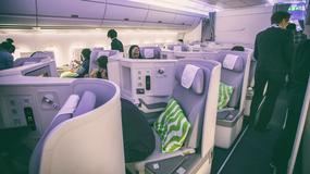 Testujemy klasę biznes Finnair na trasie z Krakowa do Seulu (przez Helsinki) w Airbus A350 XWB