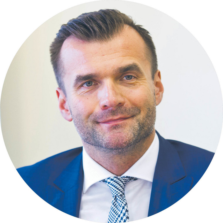 Michał Kanownik, prezes ZIPSEE