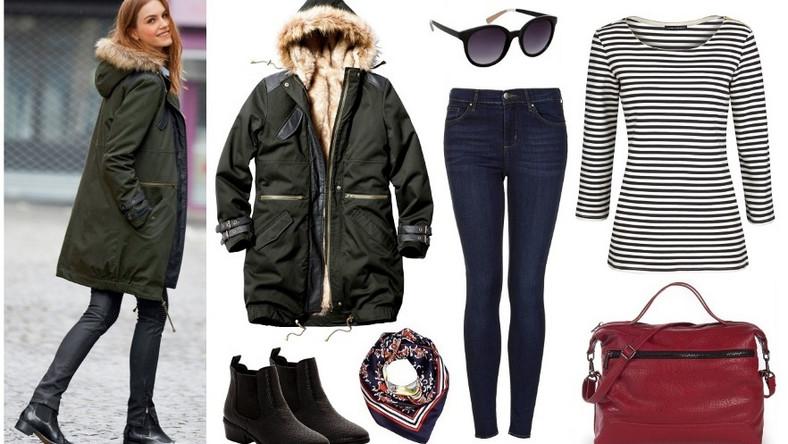Gdy zrobi się chłodniej, kobiety znad Sekwany chętnie sięgają po parki, klasyczne trencze albo oversize'owe płaszcze...