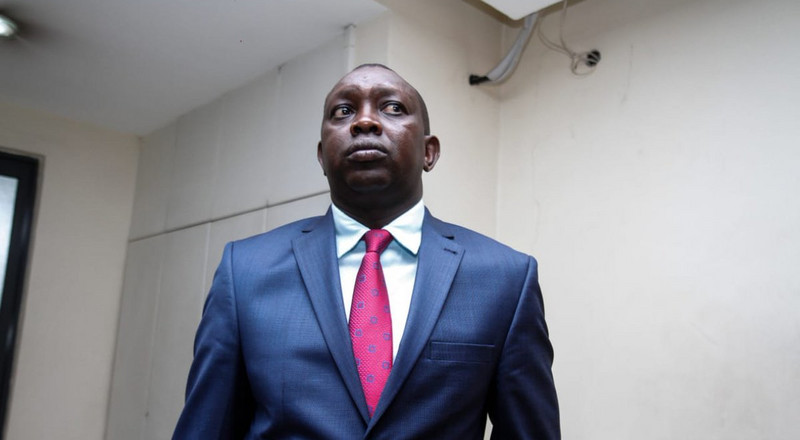 Court: Oscar Sudi detained for 7 more days as he awaits bail ruling