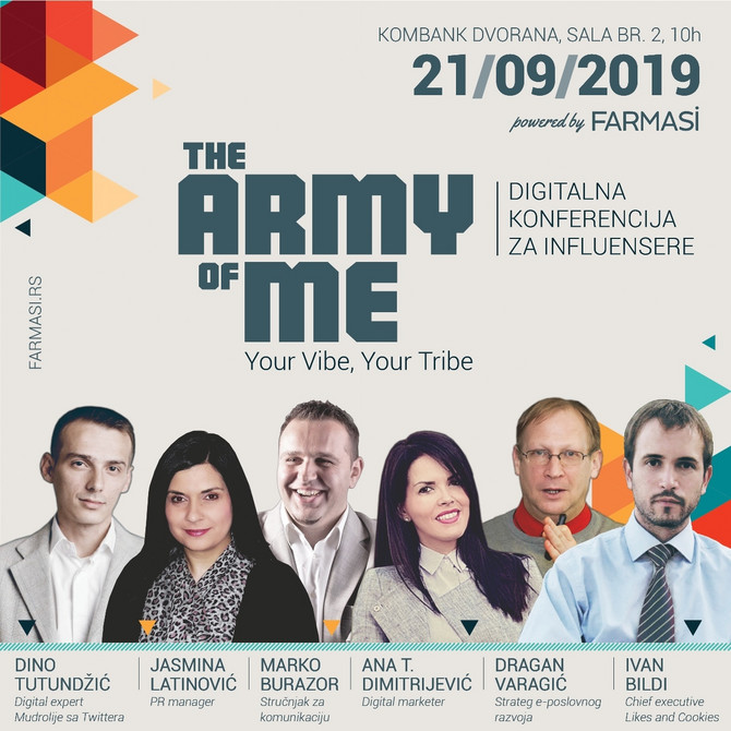 The Army Of Me