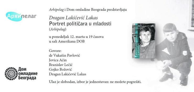 Zoran Đinđić ili Portret političara u mladosti