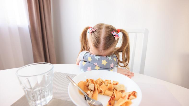Kiedy naprawdę można uznać, że dziecko ma problem z jedzeniem?