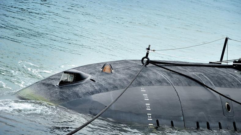 Pożar na rosyjskiej atomowej łodzi podwodnej