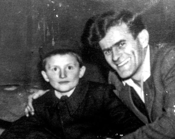 Desimir je Mirku dao crte lica svog sina Dragomira