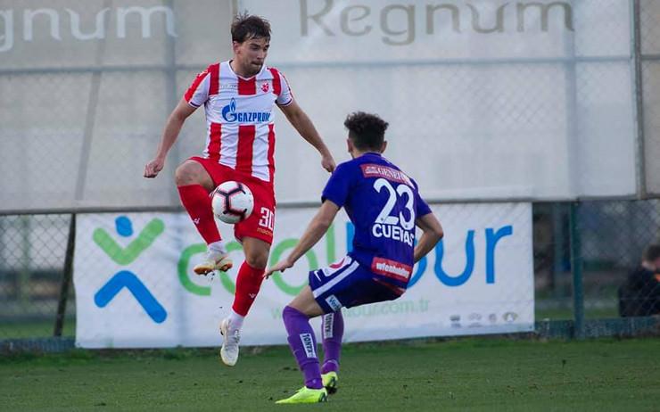 FK Crvena zvezda, FK Austrija