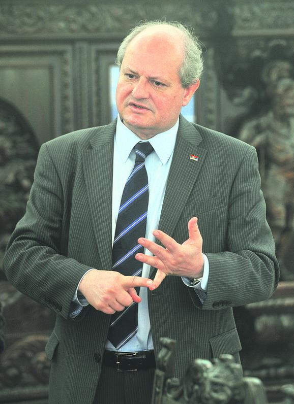 Plaćeni posao u Nacionalnom savetu za koordinaciju saradnje sa Rusijom i Kinom: Ivan Mrkić