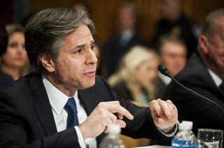 USA: Blinken zatwierdzony przez Senat na szefa dyplomacji