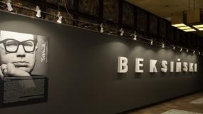Kraków: tłumy na wystawach Beksińskiego