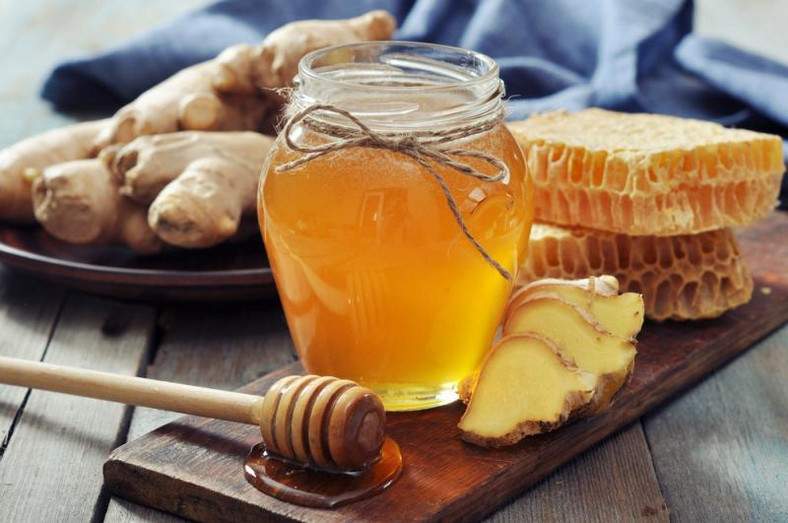 Ginger and honey relieves nausea, vomiting and other symptoms of food poisoning [Steemit]