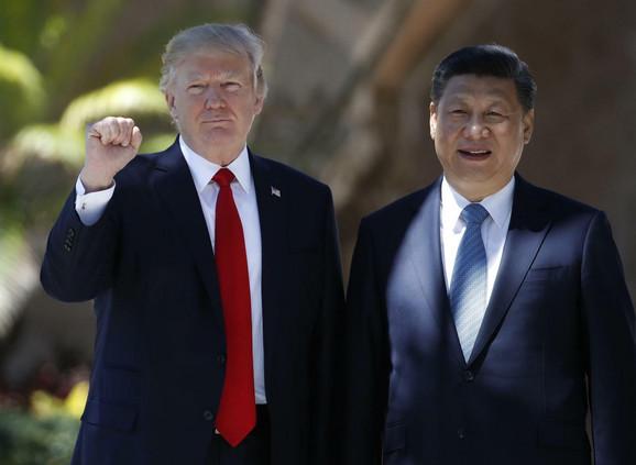 Od optužbi do prijateljstva: Tramp i Đinping