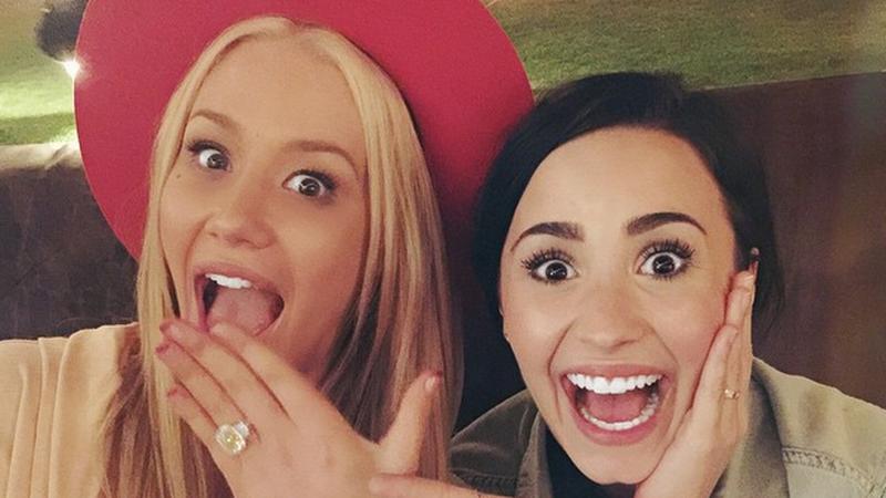 Demi Lovato i Iggy Azalea