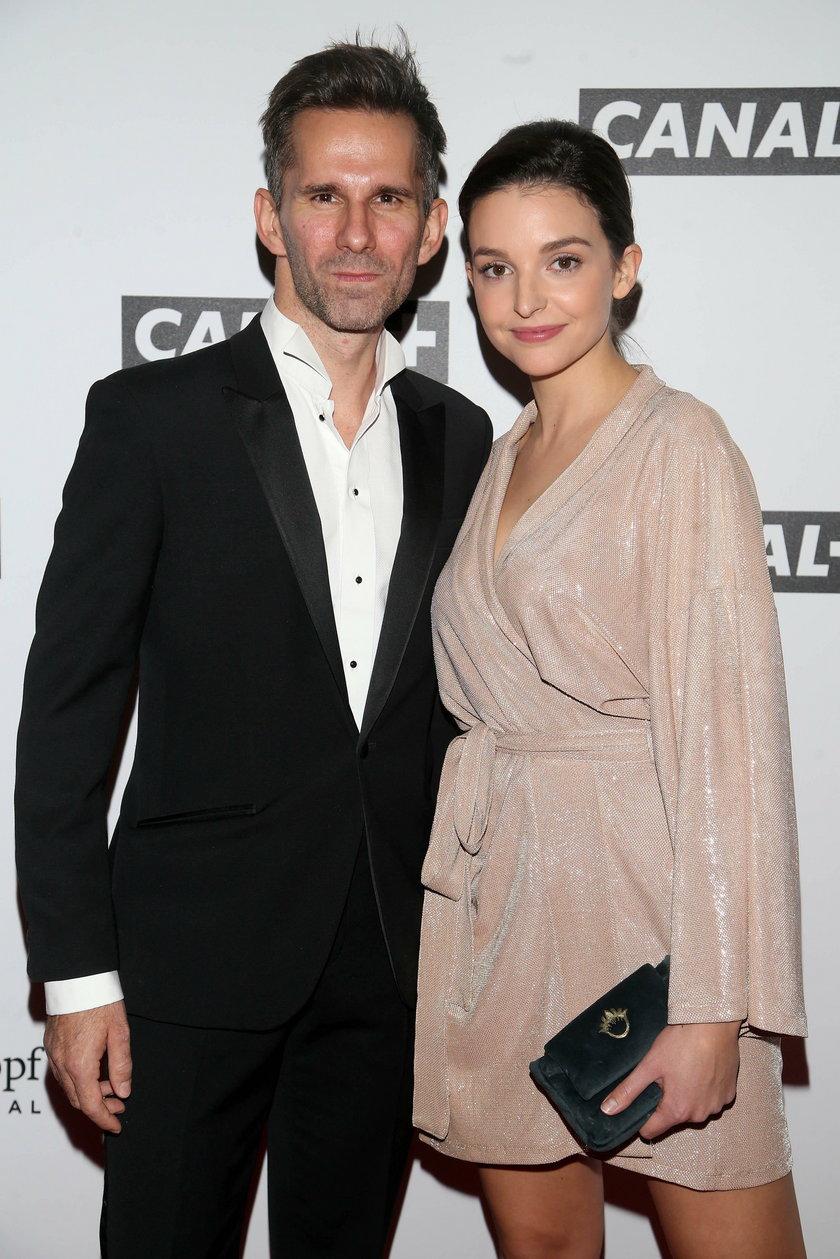 Marcin Bosak i Maria Dębska