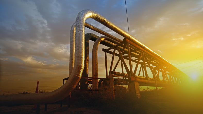 ropociąg rurociąg nafta