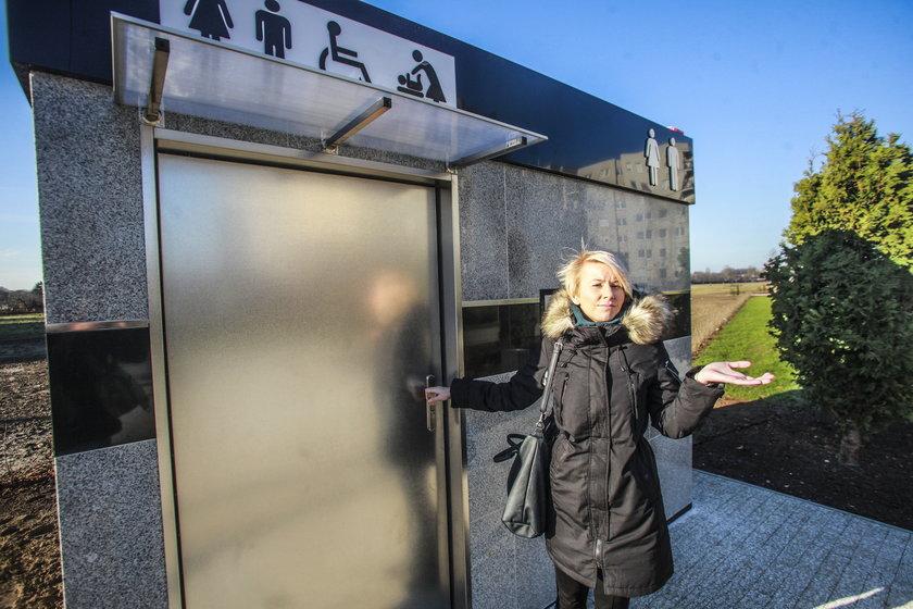 Toaleta na Targówku