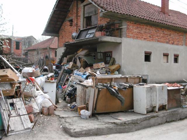 Kuća i dvorište Dragiše R.