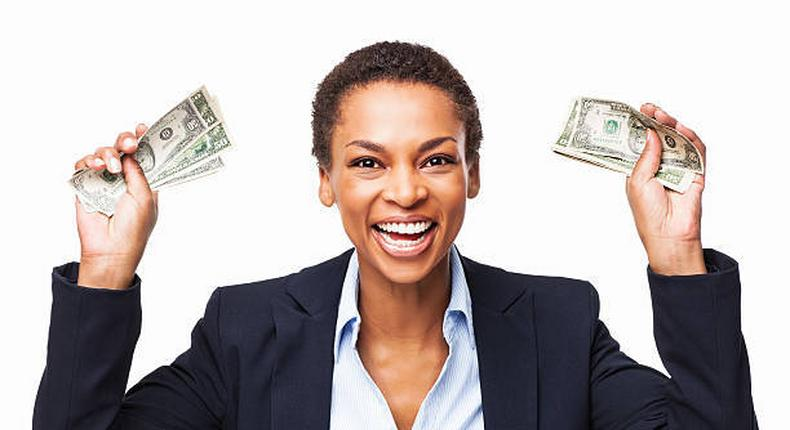 Don't just save your money, invest. (istock)