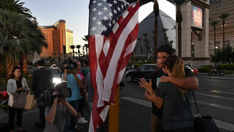 Las Vegas po ataku terrorystycznym