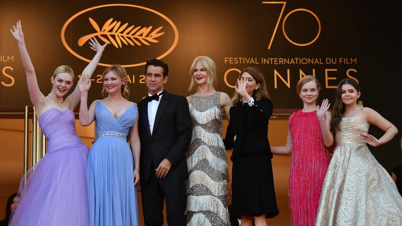 FRANCE-CANNES-FILM-FESTIVAL