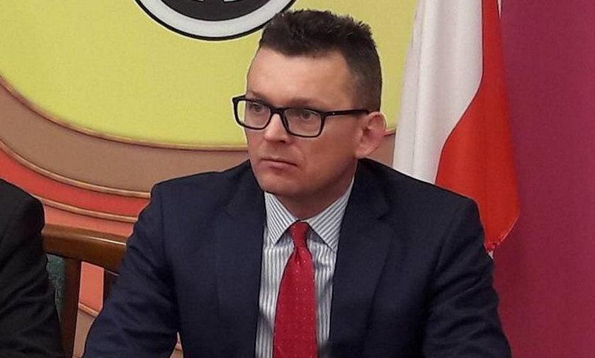 Nowy prezes Kolei Dolnośląskich Damian Stawikowski