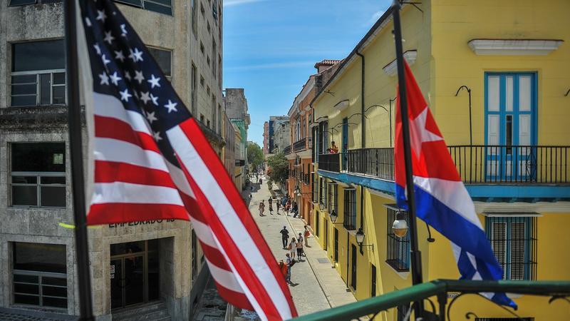 Google rozpoczyna działalność na Kubie
