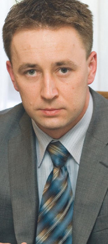 Bartłomiej Wlazłowski, menedżer sprzedaży IBM Business Sollutions Zdjęcia: Wojciech Górski