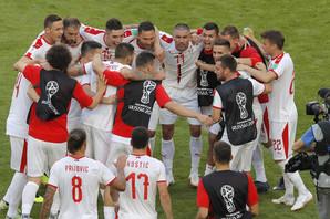 A, SAD - JURIŠ UZBRDO Srbija - Švajcarska: Orlovi, ima da bude teže nego što ste sanjali