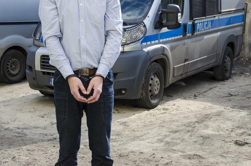 41 - latek siedzi w areszcie