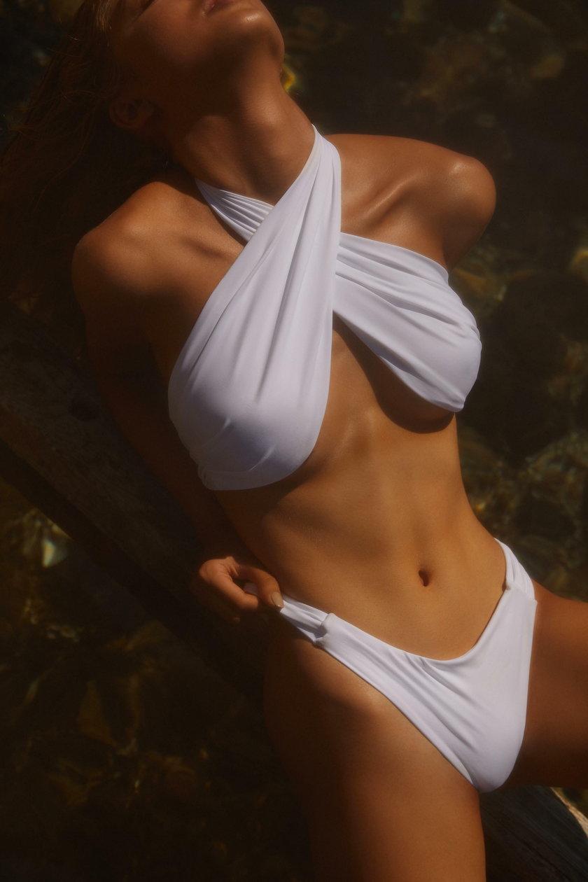 Stroje kąpielowe Jessici Mercedes