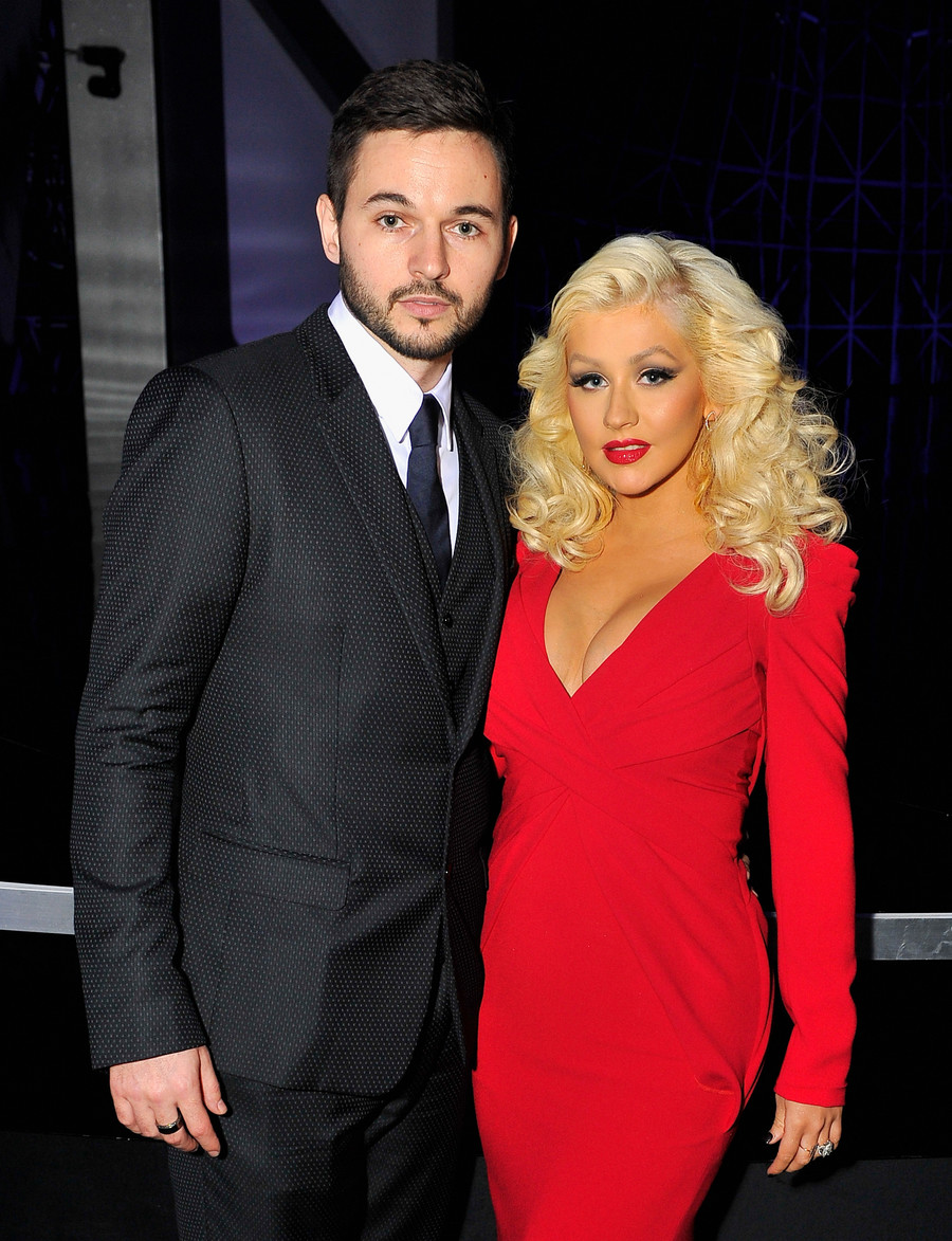 Christina Aguilera / Steve Jennings / GettyImages