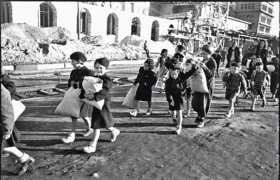 Dolazak bugarskih septemvira u Beograd, 28. septembar 1945. godine