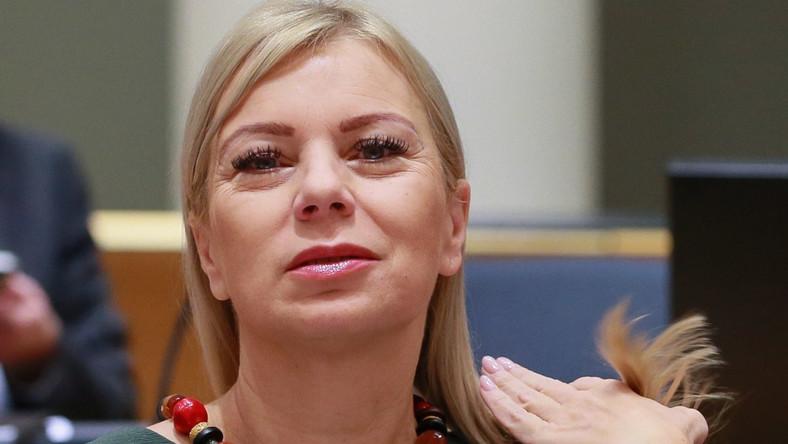 Komisarz Elżbieta Bieńkowska