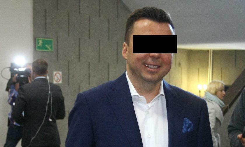 """Marek Falenta udzielił wywiadu dla """"Wprost"""" w 2018 roku."""