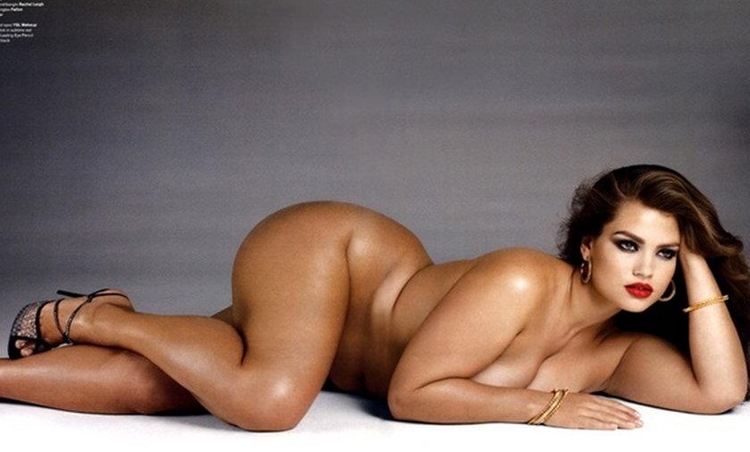 Tara Lynn modelka plus sized.