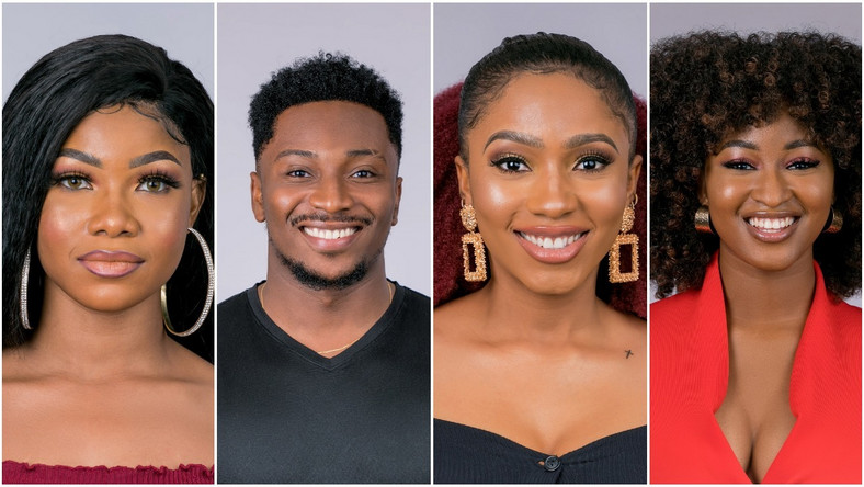 Tacha, Sir Dee, Mercy, KimOprah and Ella are up for eviction  [Multichoice Nigeria]