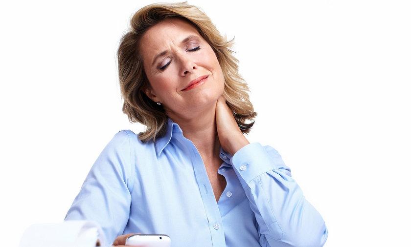 Bóle szyi i karku to często efekt siedzącego trybu życia i ograniczenia aktywności fizycznej.