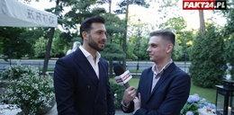 """Rafał Maślak zaczyna siwieć? """"Narzeczona dogryza mi żartami"""""""