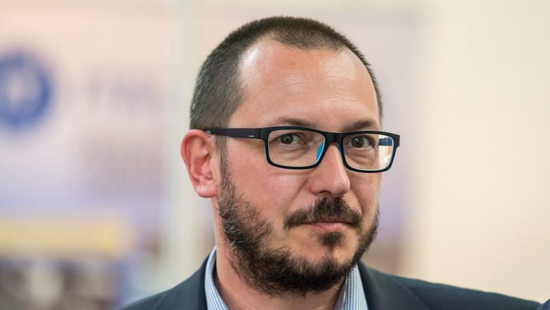 poseł Paweł Skutecki