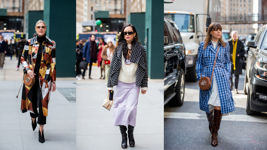 Trendy z NYFW / Getty Images / Christian Vierig