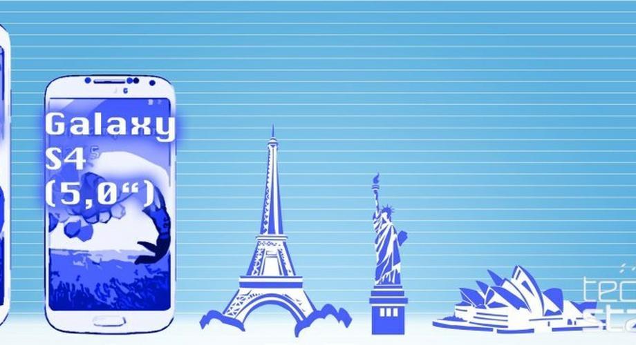 Samsung Galaxy Mega: Handys für alle, die Größe geil finden