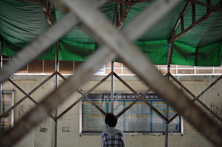 Fokskon: Fabrika ajfona u Kini